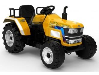 5188 Tractor cu acumulator HL2788 2,4G culoarea galbena