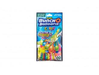 56321UQ1 Set Baloane cu apa BUNCH O BALLOONS, 100 bucati, Multicolor 660098