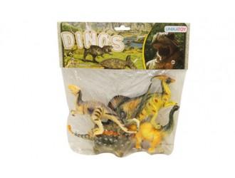 901791 Набор фигурок динозавры