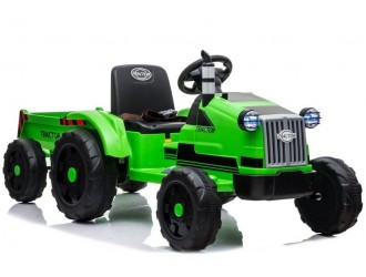 5329 Tractor electric CH9959 Verde
