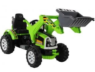 3404 Excavator electric - culoare verde