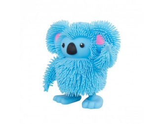 JP007-BL Jucarie muzicala interactiva Koala albastra Jiggly Pup