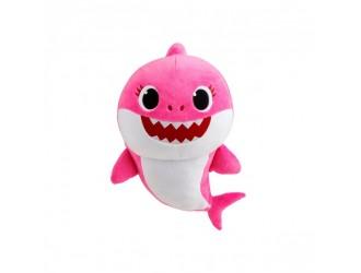 61423 Jucarie de plus Baby Shark Mama Bebelusului Rechin 20cm