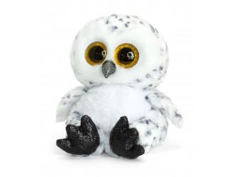 SF6560 Jucarie de plus Bufnita Polara Animotsu 15cm - Snowy Owl