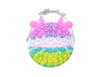 POP20622 Pop It  Круглая сумка через плечо, Macarons