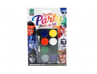 360687 Карнавальный набор красок для девочки 8 цветов 09429