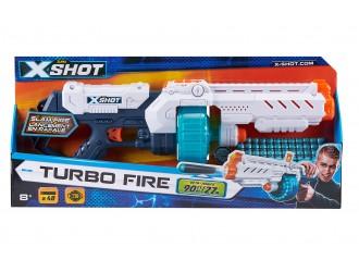 660068 Blaster mitraliera X-SHOT TURBO FIRE 30876