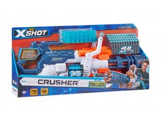 660107 Blaster mitraliera X-SHOT CRUSHER 48cartuse 01094