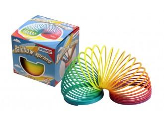 911247 Радужная спиральная игрушка  23280