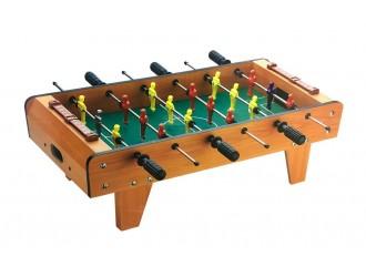 912231 Игра Деревянный настольный футбол  61X31CM 25075