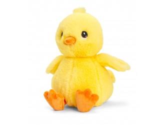 SE6707 Jucarie de plus Puisor 18cm Keeleco Chick