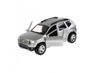 DUSTER-SL(FOB) Model auto RENAULT DUSTER argintiu Technopark