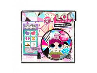 576624 Игровой набор Шале с камином L.O.L. Surprise!