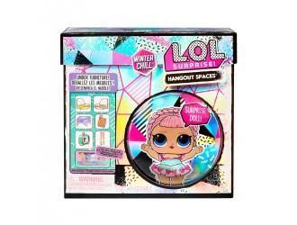 576648 Set accesorii Mini Patinoar L.O.L. Surprise!