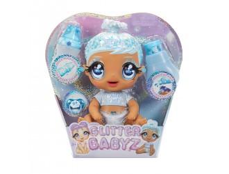 574859 Set papusa Glitter Babyz January Snowflake