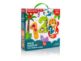 VT1711-03 Maxi Puzzle Fisher Price Cifrele