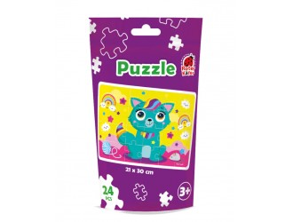 RK1130-06 Puzzle Пазл  «Кот» 24 pcs. Roter Kafer