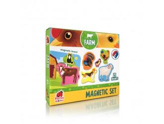"""RK2090-01 Joc magnetic """"Farm"""" Roter Kafer"""