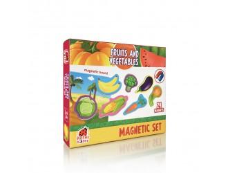 """RK2090-06 Магнитный набор """"Овощи и фрукты"""" Ротер Кафер"""