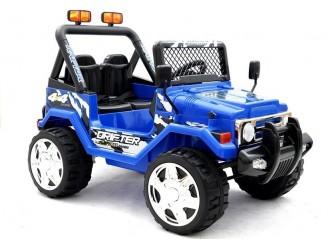 2550 Masina electrica Jeep Raptor S618 albastru