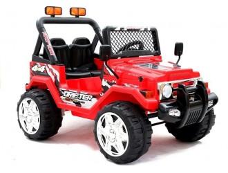 2551 Masina electrica Jeep Rosu S618 rosie