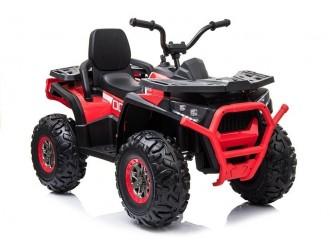 4140 Красный электромотоцикл с 4 моторами XMX607