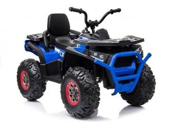 4142 Motocicleta electrica albastra cu 4 motoare XMX607