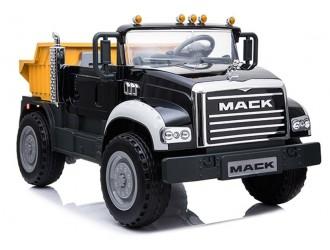 5338 Masina electrica cu remorca incorporata Mack LB8822