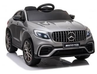 5572 Masina electrica Mercedes QLS5688 4x4 argintiu