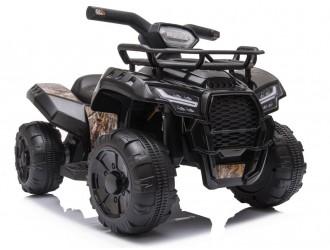 7909 Motocicleta electrica cu 4 roti JS320 culoare neagra