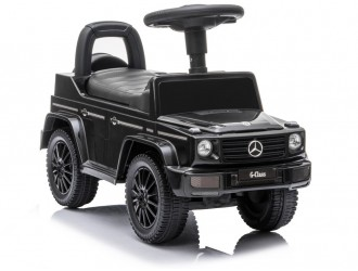 7664 Tolocar negru Mercedes G-Class 652 cu sunet