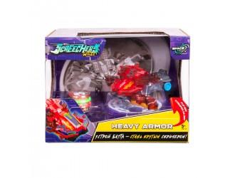 EU682302 Машина-Трансформер Screechers Wild! S3 L3 HEAVY ARMOR