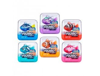 7125SQ1 Jucarie interactiva PESTE RoboFish diverse culori PETS & ROBO ALIVE ZURU