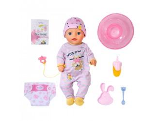 831960 Papusa bebelus Baby Born 36 cm seria Imbratisari blande Little Girl