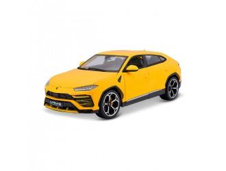18-11042Y Модель автомобиля Lamborghini Urus (1:18) желтый Bburago