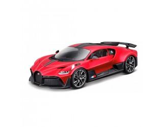 18-11045R Модель автомобиля Bugatti Divo (1:18) красный металлик Bburago