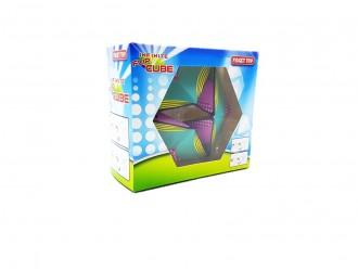 621121 Антистрессовая игрушка Infinity Cube 8,2x9x4,5 см