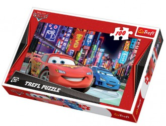 00658 Trefl-Domino2/Disney Cars 2