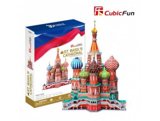 3007368 3D PUZZLE St. Basil's Cathedral