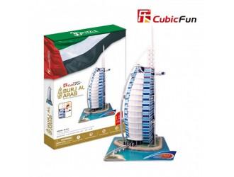 3007369 3D PUZZLE Burjal-Arab