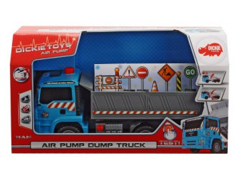 "3805001 Dikie auto ""Air Pump Dump Trac""28cm"