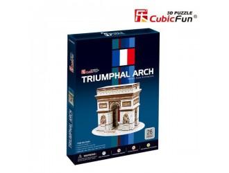 3009145 3D PUZZLE  Arca de Triumf  Tiumphal Arch