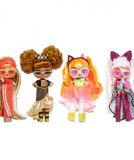 Куклы L.O.L. Surprise из серии J.K. - скоро во всех магазинах Toyland Moldova