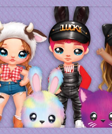 Встречайте новую коллекцию кукл Na Na Na Surprise в магазинах Toyland. Новые герои уже ждут вас