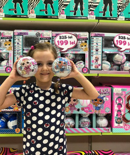 Descoperițiu noile produse de la L.O.L. SURPRISE în magazinele Toyland