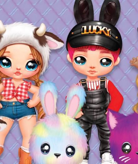 Noua colecție de păpuși Na Na Na Surprise - în magazinele Toyland