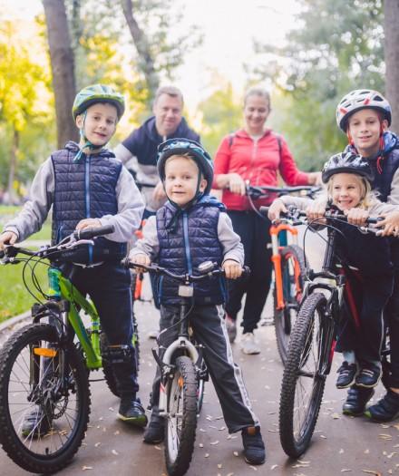 8 фактов о пользе езды на велосипеде для детей